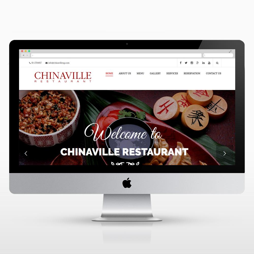 Chinaville Restaurant